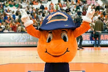 Otto- The Syracuse Mascot