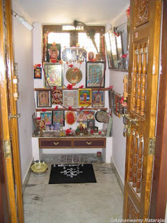 Pooja Room on indian house main door design