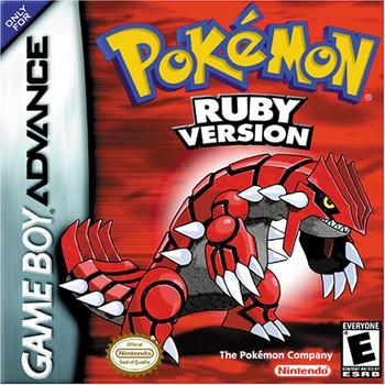 Pokémon Ruby Pokemon_ruby