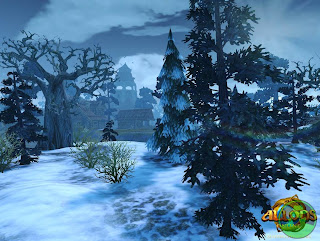 Allods Online Game Cool Wallpaper