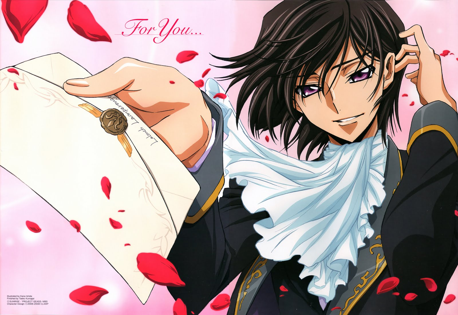 wallpaper lelouch - photo #41