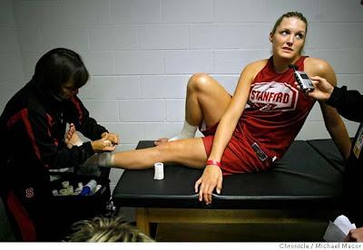 Female Sportstar Jayne Appel Pic