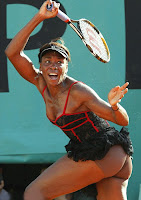 Venus Williams Tennis UpSkirt Picture