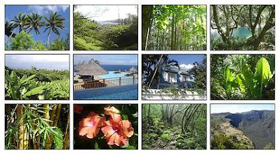 Fonds d'écran - Paysages de La Réunion