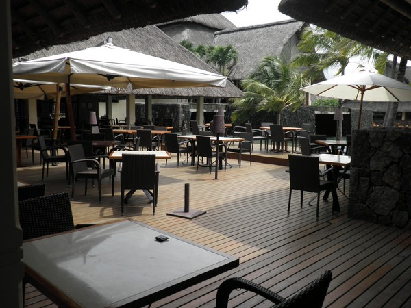 Restaurant La Citronnelle - Restaurant principal qui sert des buffets ouverts