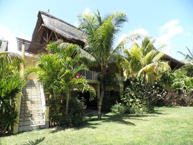 Chambres de l'hôtel Le Paradis Ile Maurice