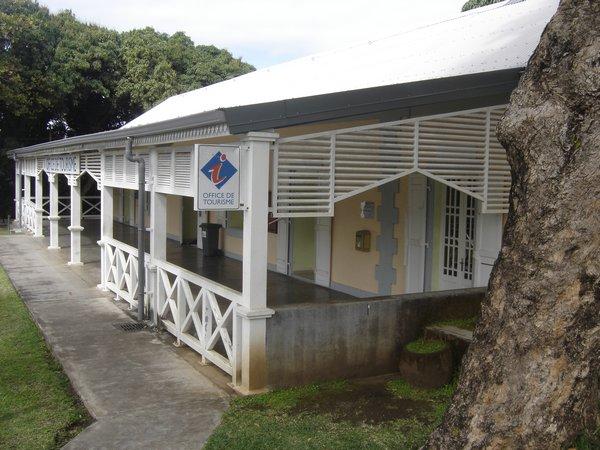 Office du tourisme de St Benoit - Ste Anne
