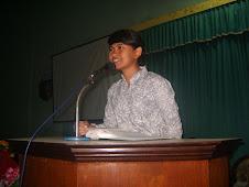 KHOTBAH  SENIOR 2008