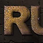 Rusty text