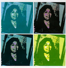 Andy Warhol'd Version of Me - October 9, 2009