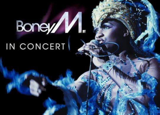 Bonus: Boney M. Live In Concert 1979