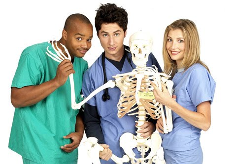 analysis of the comedy scrubs Cbs has given a pilot order to taxi-22, a comedy from scrubs executive producer  tad quill, tvguidecom has learned based on the french.