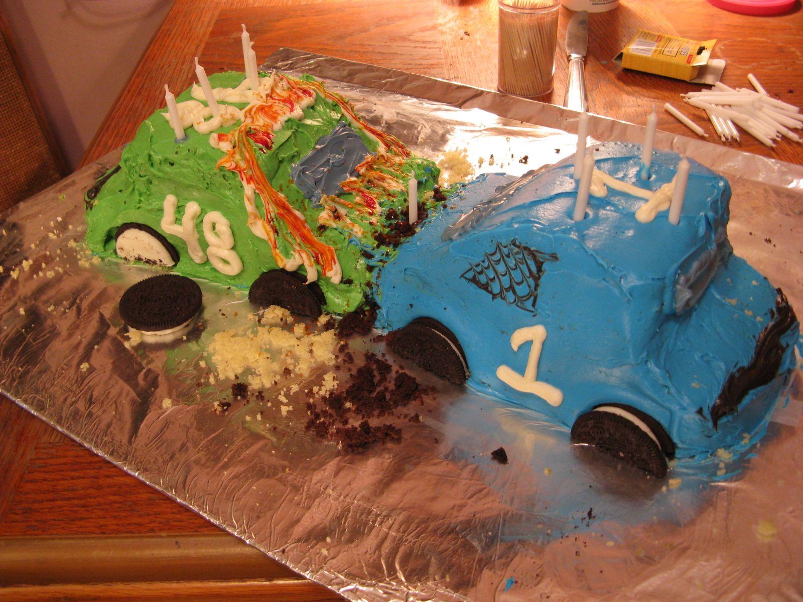 Victorious Cakes Dallas Birthday Cake 2009