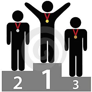Need a podium drawing ! Winners+podium