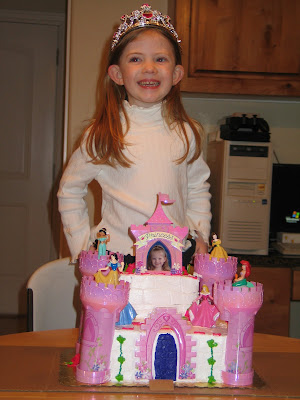 Princess Kimmie and Her Birthday Castle