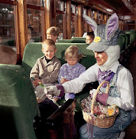 Strasburg Easter train Ride