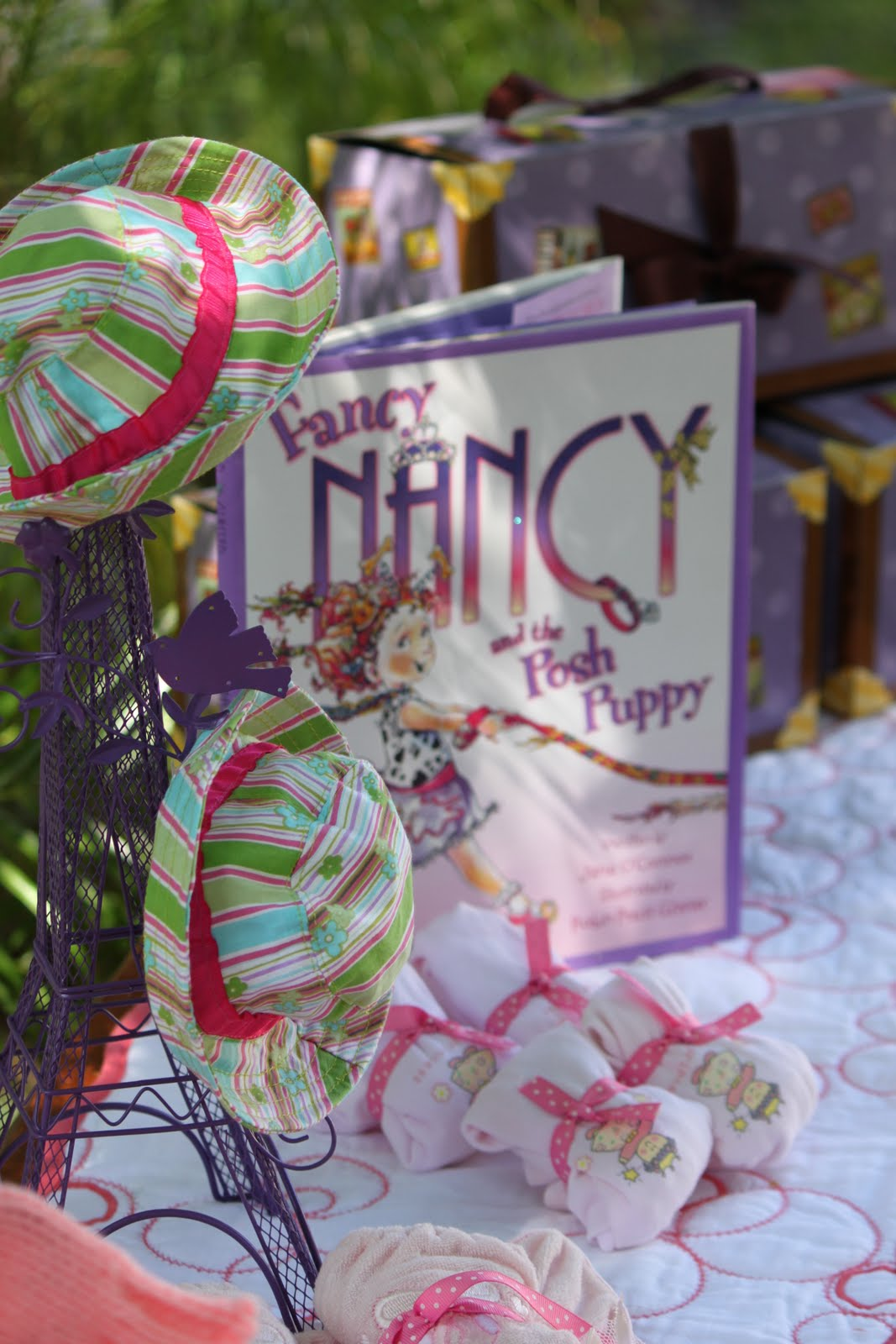 pretend  party  u0026 play  fancy nancy party