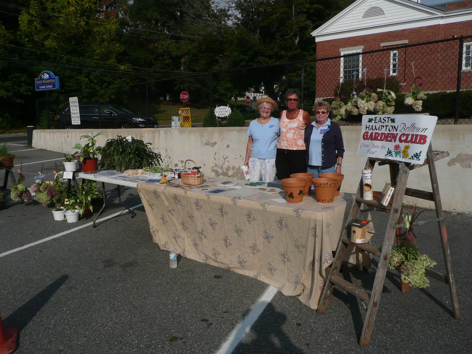 East Hampton Ct Belltown Garden Club September 2010