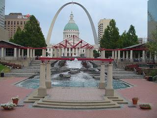 Downtown Saint Louis