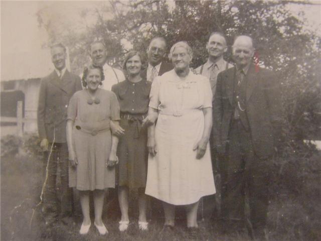 Lewis Tillman Munson Family