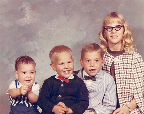 Munson Children (Missing Melanie)