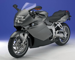 Bmw+K1200 10 Sepeda Motor Tercepat di Dunia