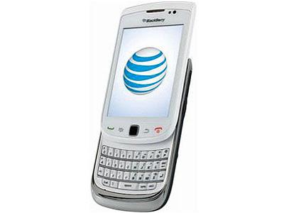 Harga dan Spesifikasi BlackBerry Torch 9800 White