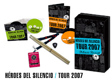 Tour 2007 set de lujo