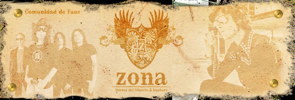 Zona Heroes del  Silencio