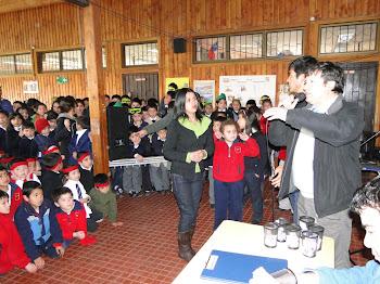 Aniversario escuela 2010