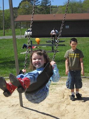 Betsy swings