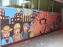 Mural en la UTEM