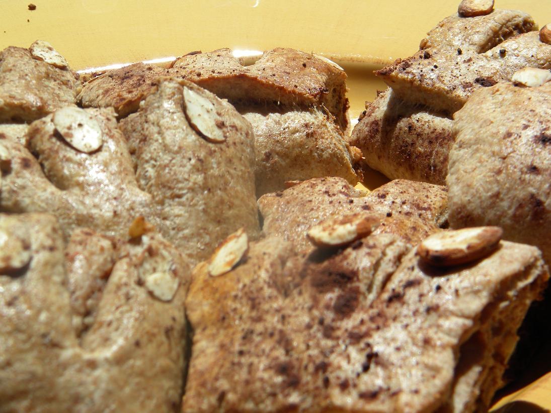 Cream Cheese Bear Claw Recipe