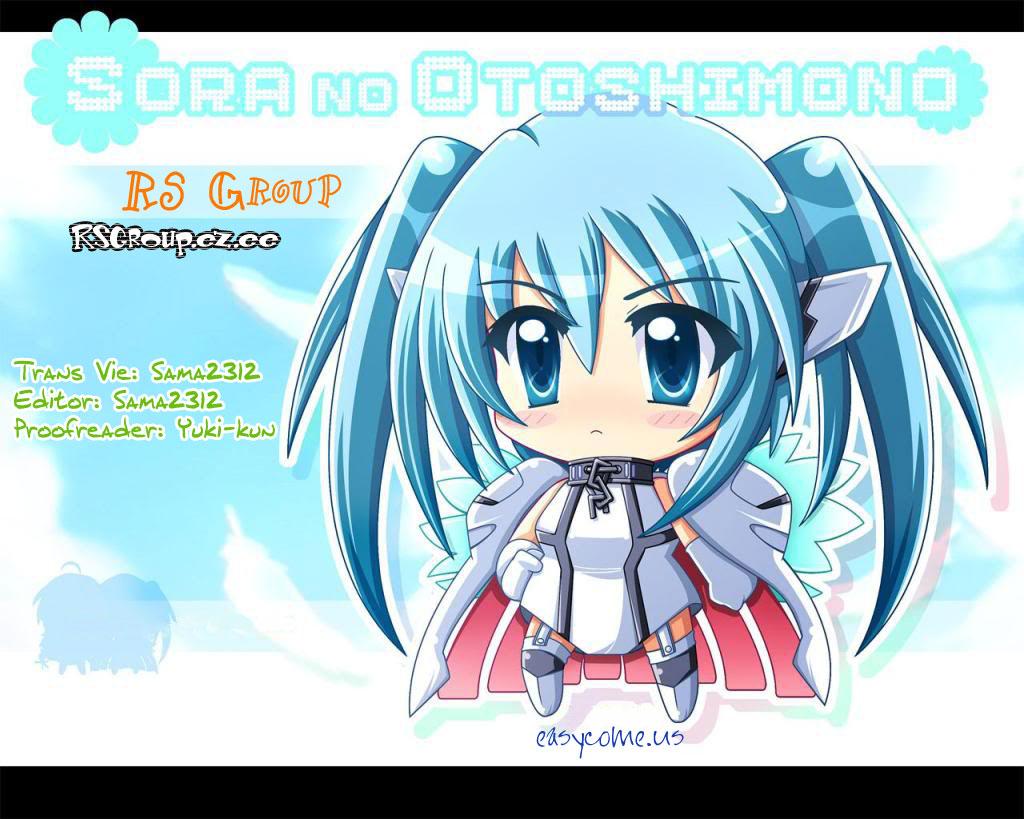 Sora no Otoshimono chap 15.5 Trang 9 - Mangak.info