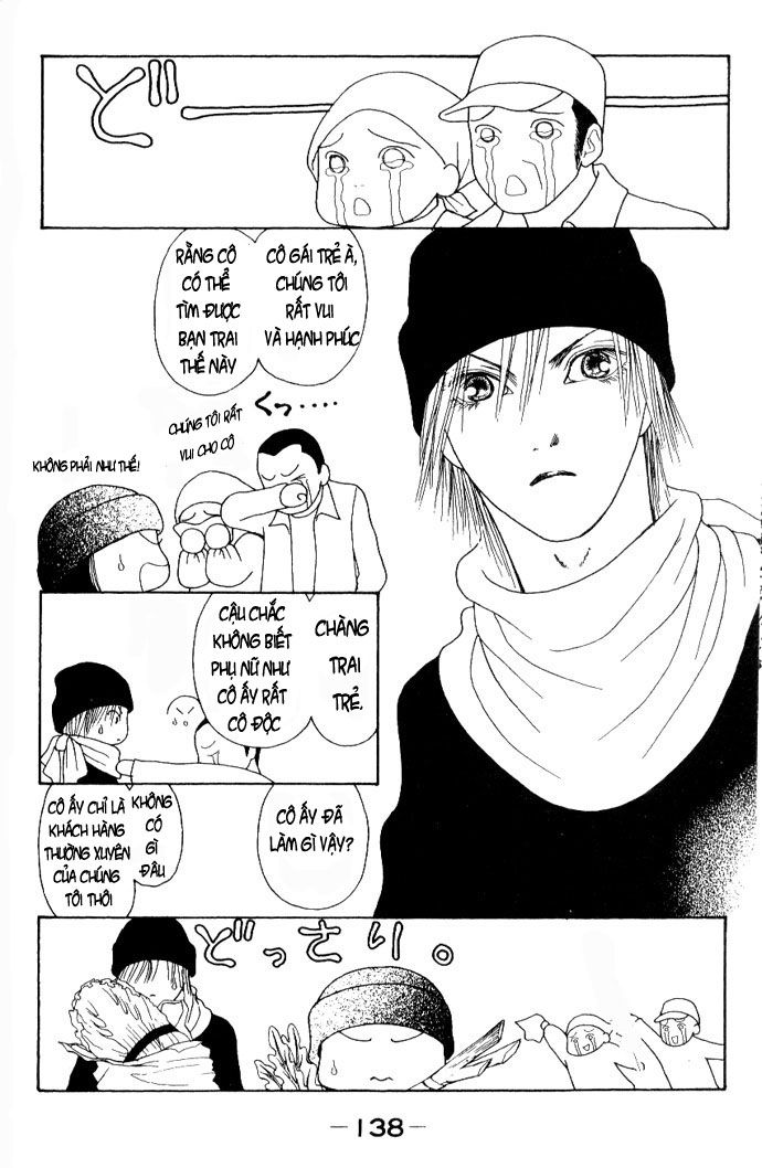 Perfect Girl Evolution chap 42 - Trang 11