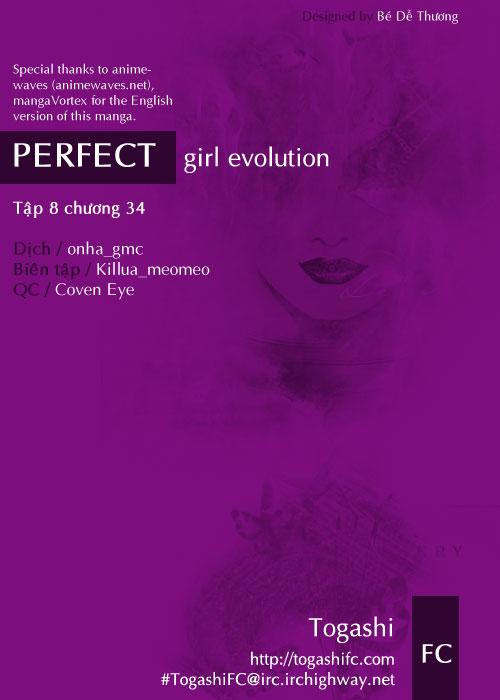 Perfect Girl Evolution chap 34 - Trang 2
