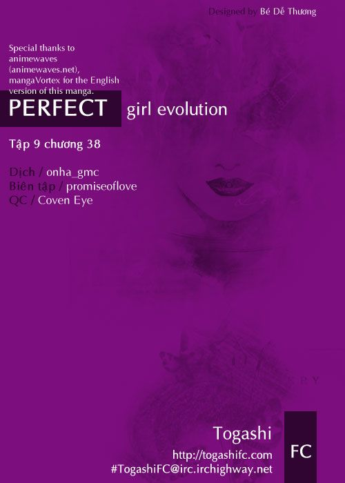 Perfect Girl Evolution chap 38 - Trang 1