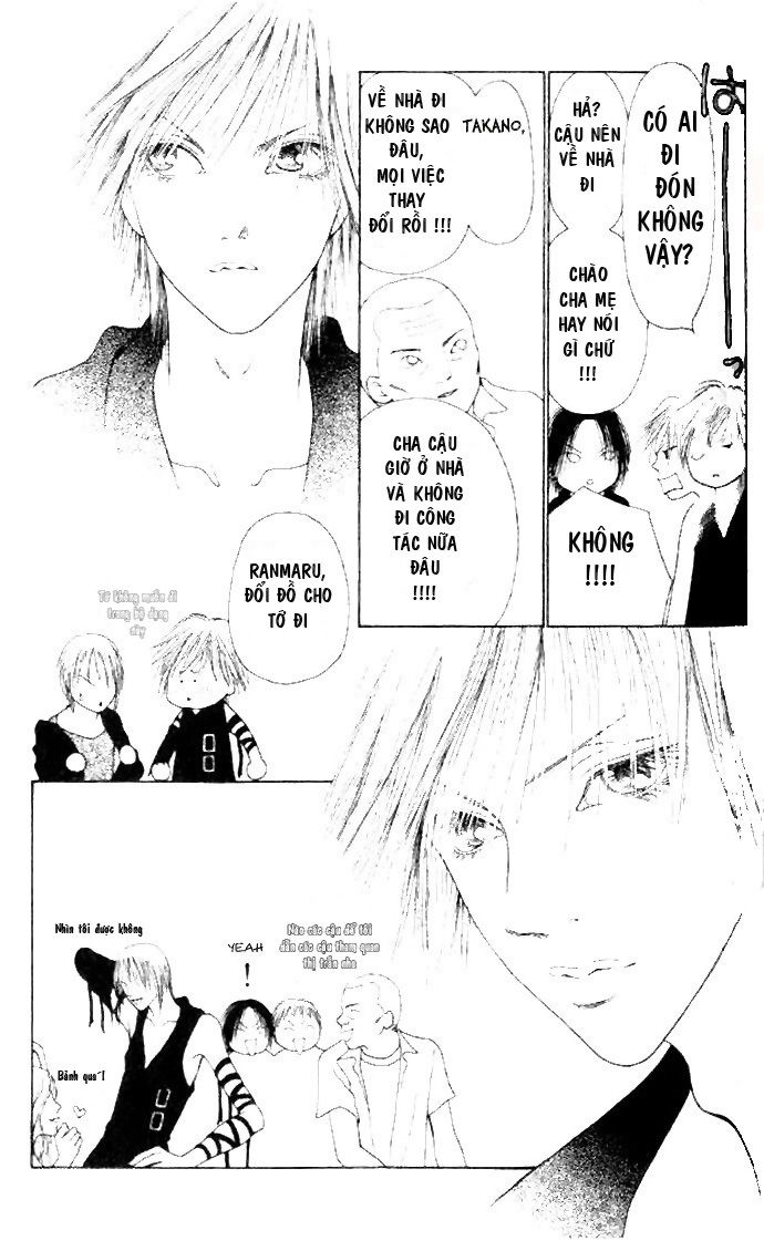 Perfect Girl Evolution chap 38 - Trang 4