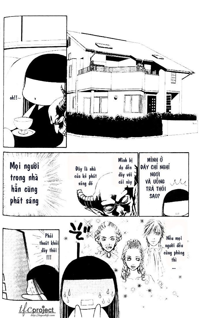 Perfect Girl Evolution chap 38 - Trang 5