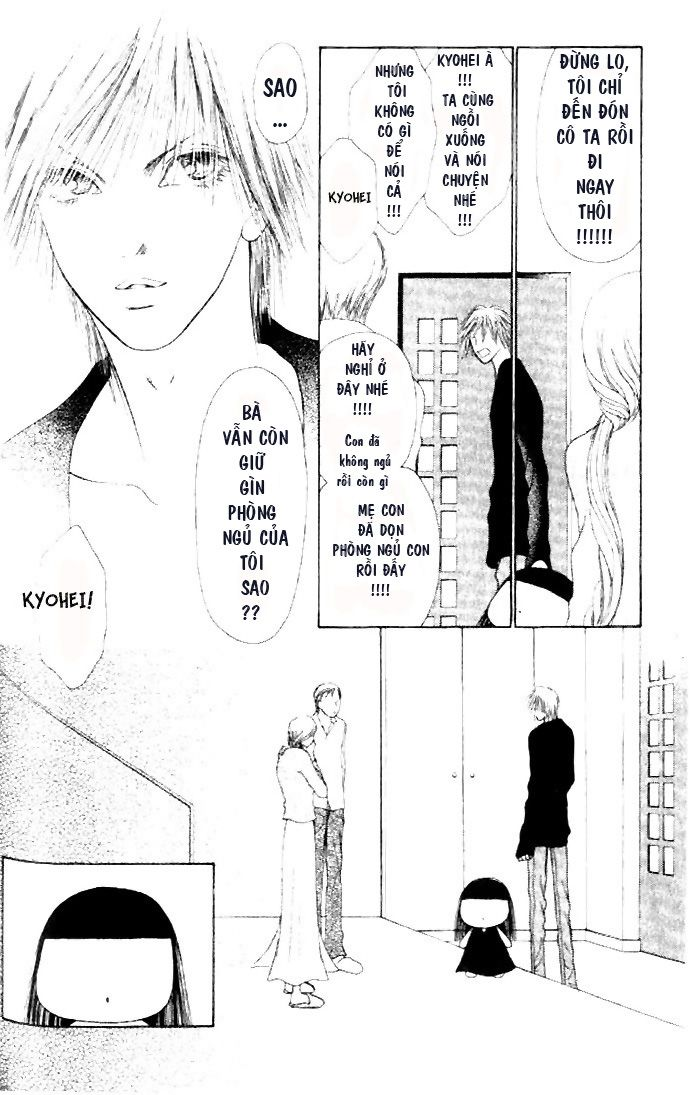 Perfect Girl Evolution chap 38 - Trang 7