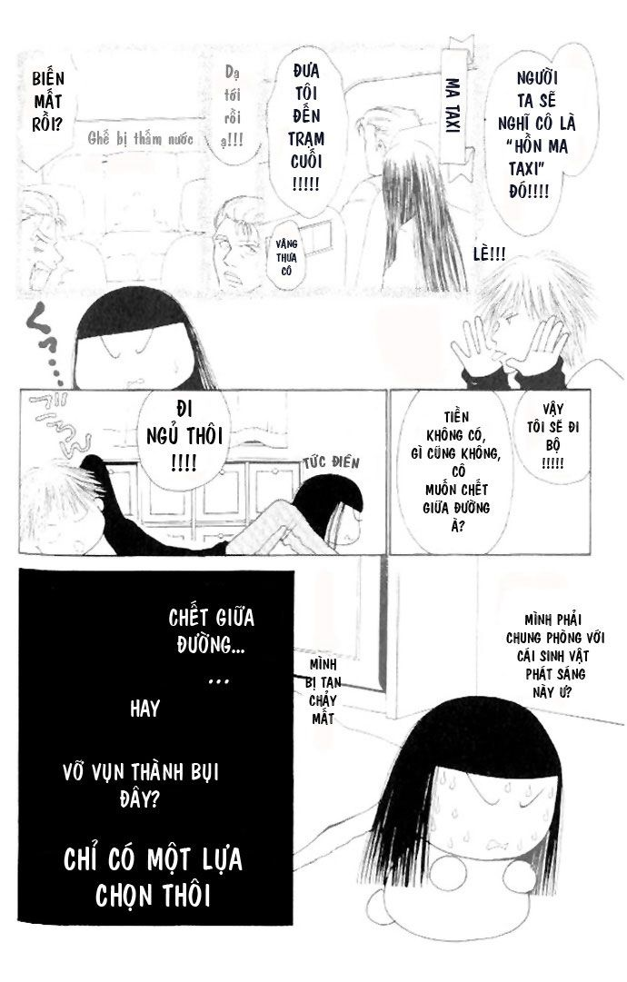 Perfect Girl Evolution chap 38 - Trang 9
