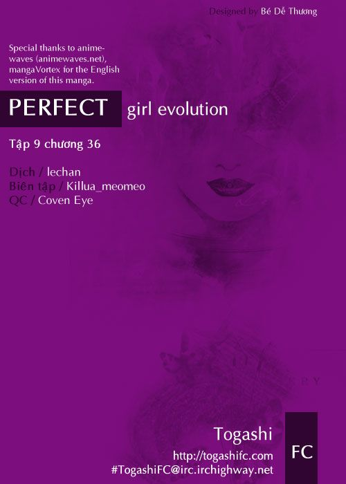 Perfect Girl Evolution chap 36 - Trang 1