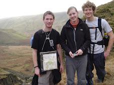 Jon, Becky, Tim