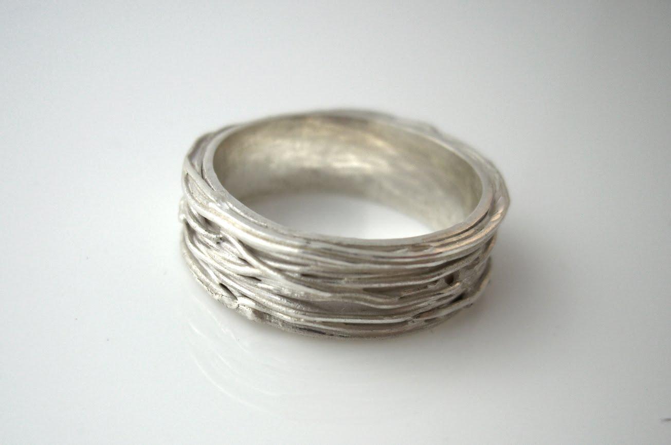 Jas Silver Rings