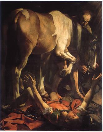 Caravaggio's Corner: Vocazione di San Paolo 2a Versione
