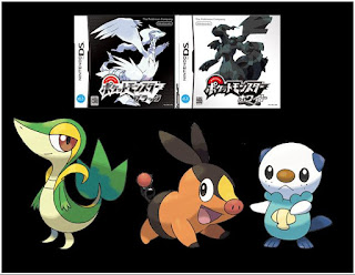 These Are The Starters For Pokemon As Well Newest Legends Zekrom And Reshiram All Seen To Right Beginning With Grass On Is