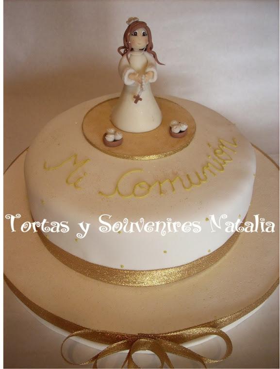 TORTA COMUNION