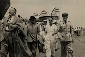 Landing di bandara Kemayoran