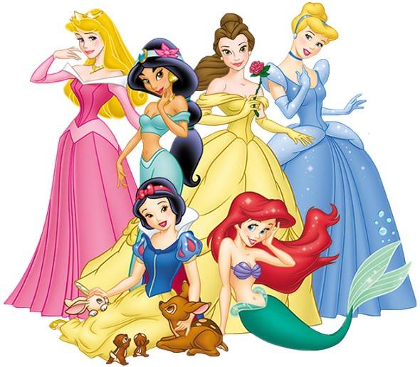 Galeria Las Princesas De Disney