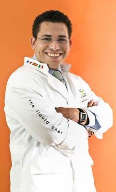 Master Mixologist: Junior Merino